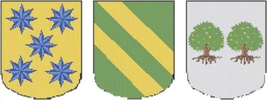 Escudos Cadenas