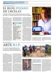 Entrevista Diario de Burgos
