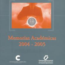 Memoria Académica 2004 2005