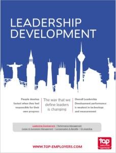 Leadership Development Top Employers 2015