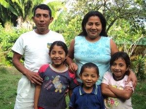 Familia Guatemala