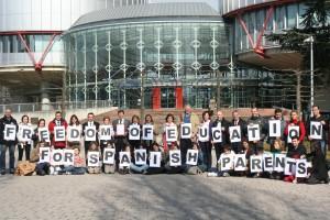 Demanda padres objetores a EPC en TEDH 19 03 2010